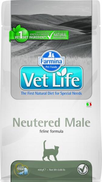 Vet Life Neutered Male (Katze)